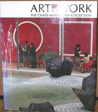 Art at Work: The Chase Manhattan Collection-HC/DJ-1984-Illustrated