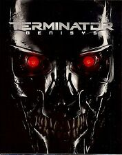 TERMINATOR GENISYS Limited Numbered WEA SlipCover SteelBook Region A, B, C China