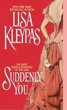 Suddenly You, Lisa Kleypas, Good Condition, Book