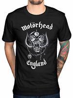 Official Motorhead England T-Shirt Bomber Ace of Spades Punk War Pig Lemmy Metal