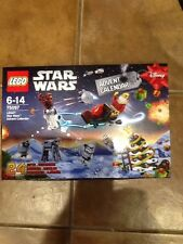 LEGO Star Wars Advent Calendar Christmas 2015 75097 New &Sealed. Ready To Post