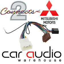 Connects2 CT20MT03 Mitsubishi Outlander 07  Car Stereo Radio ISO Harness Adaptor