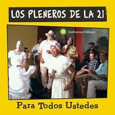 Para Todos Ustedes 2005 by Los Pleneros De La 21 Ex-library - Disc Only No Case