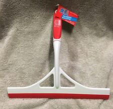 "Brillo Window Squeegee 10"" blade & 10"" handle - Glass & Mirror Cleaner Brand New"