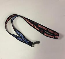 "Chaotic Games TC Digital ""Enter The Code"" Promo Lanyard NEW"
