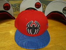 The Amazing Spider-Man Double Time Marvel Comics New Era Hat Size 7 1/4 NWT 0287