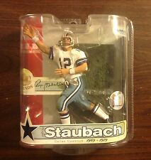 Roger Staubach Variant McFarlane action figure  Dallas Cowboys
