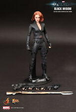 Hot Toys hottoys Black Widow The Avengers 1/6 Scale Action Figure Comic MMS178