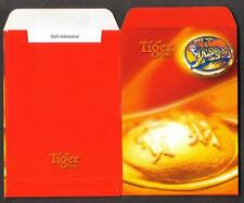 Tiger Beer CNY Red Packet Ang Pow 2 pcs Mint