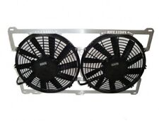 "Ford RS Cosworth Twin 11"" Fan Fans Alloy Frame Escort Sierra 3 Door Sapphire YB"
