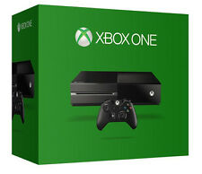 Microsoft Xbox One (Latest Model)- 500 GB Black Console