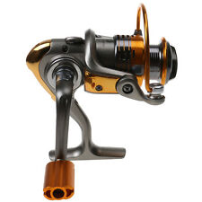 Full Metal Fishing Spinning Reel Saltwater Freshwater Left Right Handed Gear