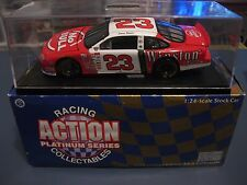 JIMMY SPENCER #23 WINSTON NO BULL 1998 ACTION PLATINUM SERIES 1:24 SCALE DIECAST