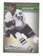 2015-16 Utah Grizzlies Alex Gallant (San Jose Barracuda)