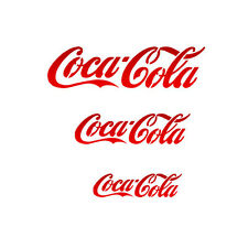 Letter Stencils Airbrush Painting Decorative Wall Art Home Decor Triple Cocacola