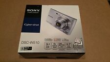 Sony Cyber-shot DSC-W510 Digital Camera - Black