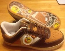Yums Smores size 11 mens NWT rare brown sneakers tennis shoes