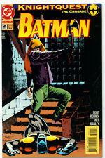 •.•  BATMAN • Issue 505 • KnightQuest • DC Comics