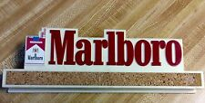 VINTAGE MARLBORO CIGARETTES STORE DISPLAY CLIP ADVERTISING COLLECTABLE MAN CAVE