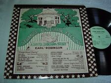 Earl Robinson - A Santa Barbara Story LP private political folk Joe Hill labor