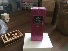 75ml Naomi Campbell CAT DELUXE AT NIGHT 2.5 oz Eau De Toilette Spray NEW SEALED
