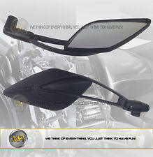 FOR GILERA COUGAR 125 4T 2000 00 PAIR REAR VIEW MIRRORS E13 APPROVED SPORT LINE