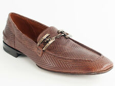 New  Cesare Paciotti  Brown   Leather Shoes UK 7 US 8 Retail $ 595