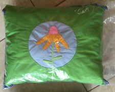 HABA Pillow Flower Daisy for Tent NEW Marguerite Sealed Toy Blue Green