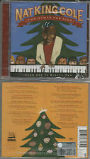 "NAT KING COLE - Christmas for Kids - CD 2000 - NEU & OVP ""Frosty the Snowman"""