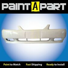 1999 2000 2001 Ford Mustang GTFront Bumper Painted Z1 Oxford White