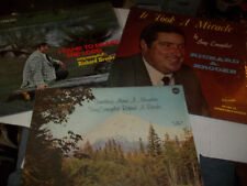 3 LP LOT OBSCURE MID-WEST CHRISTIAN RICHARD A BROOKS ALL EXCELLENT IN SHRINK