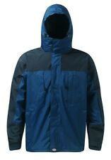 Mens Dickies Waterproof Jacket & Fleece Coat Warm New Silverton 3-in-1 JW86900
