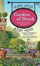 Garden of Death: A Natural Remedies Mystery-ExLibrary