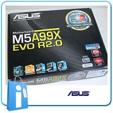 Placa base ATX ASUS M5A99X EVO R2.0 ddr3 Socket AM3 con Chapa ATX
