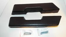 1972 72 Chevrolet CHEVY GMC Chevy Pickup PU Truck Pair Door Arm Rest Black R&L