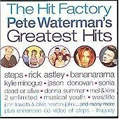Various Artists - Hit Factory (Pete Waterman's Greatest Hits, 2000)  DBL CD