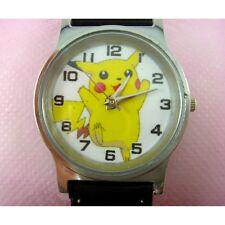 Pokemon Pikachu Fashion Woman Man Boy Kids Wrist Watch Wristwatch FREE SHIP