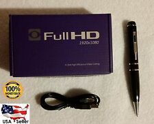 32GB HD 1080P Hidden Mini Spy Pen Camera Camcorder Video Recorder Nanny Office 1