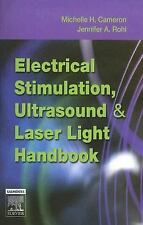 Electrical Stimulation, Ultrasound and Laser Light Handbook-ExLibrary