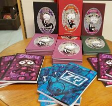 SQUEES TBB, JOHNNY THE HOMICIDAL MANIAC DIRECTORS CUT TPB,  (5) LENORE HARDCOVER