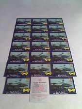 *****Black Hawk UH-60A Helicopter*****  Lot of 21 cards