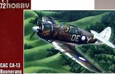 Special Hobby CAC CA-13 Boomerang 4 Versionen 1944 - 1:72 Modell-Bausatz NEU kit