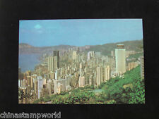 old HK postcard,island's eastern distric and hopewell cnetre,unused