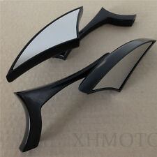 Black Spear Blade Mini mirrors Fit Kawasaki Vulcan VN 750 800 900 1500 1600
