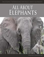 All About Elephants-ExLibrary