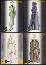 Babylon 5 Special Edition Trading Cards Original Costume Chase Card Set C1-C18