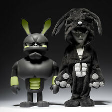 Coarse COARSETOYS False Friends Reignited Monochrome Black Anniversary Pain Kaws