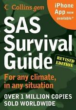 SAS SURVIVAL GUIDE - NEW PAPERBACK BOOK