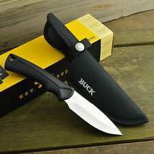 Buck Knives Bucklite Max Drop Point 420HC Hunting Fixed Blade Knife 679BKS