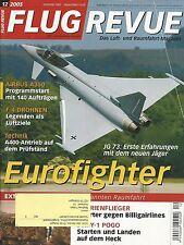 FLUG REVUE 12/2005 AugustaWestland A129 Mangusta - TP400-D6 - QF-4 Phantoms